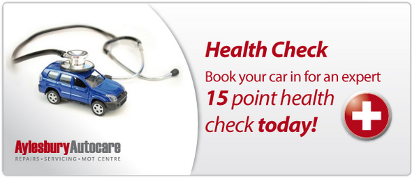 Book a Vehicle Health Check from Aylesbury Autocare