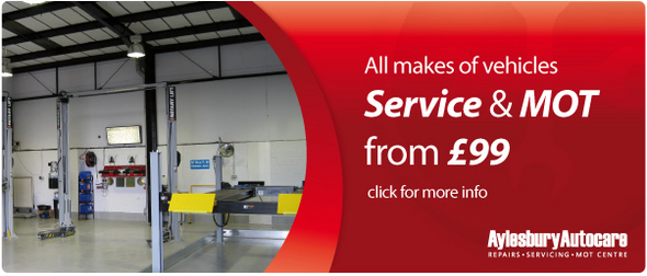 All makes of vehicles Service & MOT from £99